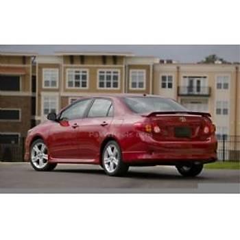 Toyota Corolla Iþýklý Spoiler Sedan 2007>