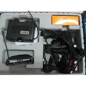 Spy Wi-Fi Kablosuz Göstergeli Sesli Park Sensörü