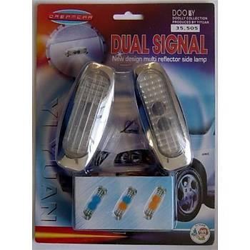 Dreamcar Yan Sinyal Lambasý 35505