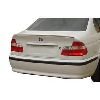 BMW E46 BAGAJ ÜZERÝ SPOÝLER