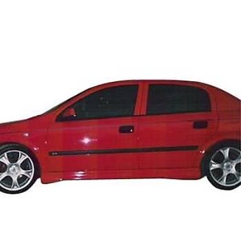 Opel Astra G Marçbiel 2