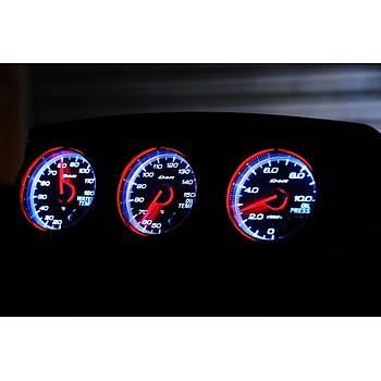 Defi Turbo Gösterge Saati 60 mm
