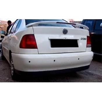 Volkswagen Polo Classic Iþýklý Spoiler