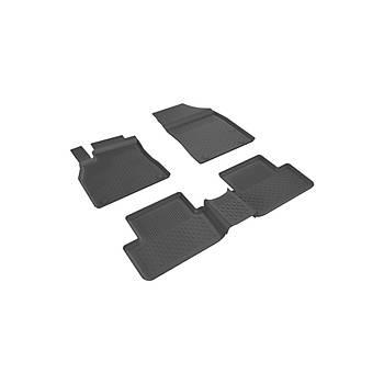 Sahler Renault Fluence 2009 - 2016 4.5D Paspas Siyah
