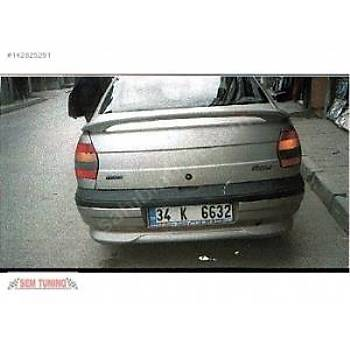 Fiat Siena Ayaklý Spoiler