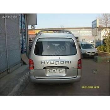 Hyundai H100 Iþýklý Spoiler