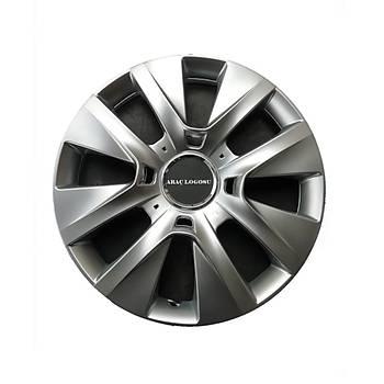 Daewoo Uyumlu 14 inç Jant Kapaðý 4 Adet Esnek Kýrýlmaz Kapak 225