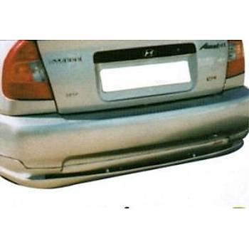 Hyundai Accent Arka Tampon Eki