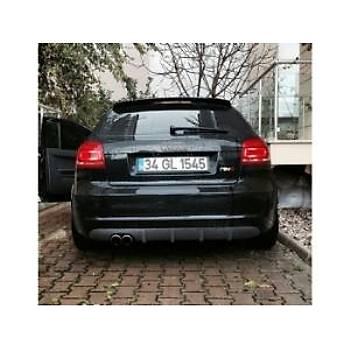 Audi a3 Arka Difizör