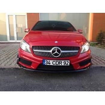 Mercedes W176 Karlýk