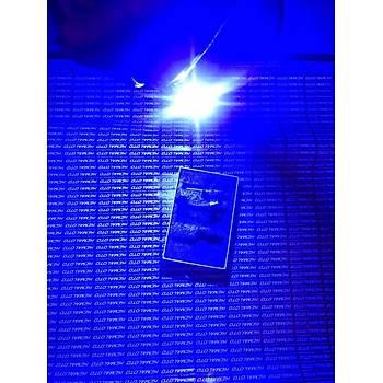 H4 30000 K Deli Mavi Led Xenon Led Far 5500L