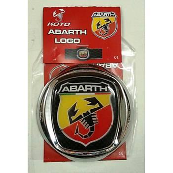 Grande Punto Abarth Logo Arka
