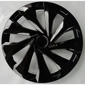 15 Jant Kapaðý Esnek Kýrýlmaz Siyah Piano Black Jant Kapaðý A1501