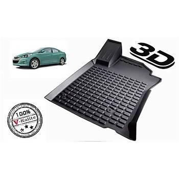 L.Locker Hyundai Elantra 3D Havuzlu Paspas ( 2011 - 2015 )