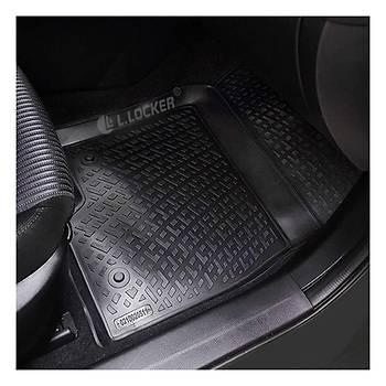 L.Locker Seat Leon 2013 Sonrasý 3D Paspas + Bagaj Havuzu