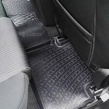L.Locker Suzuki Vitara II 2015 Sonrasý 3D Paspas Siyah