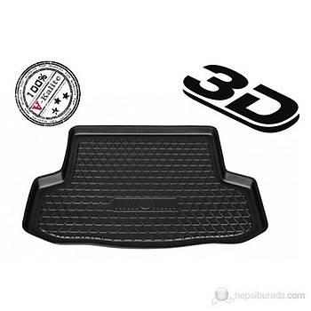 L.Locker Ford Focus 3 Sedan 2011 3D Bagaj Havuzu
