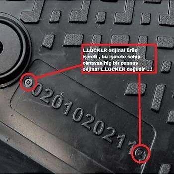 L.Locker Honda CRV 2006-2012 3D Paspas Bej