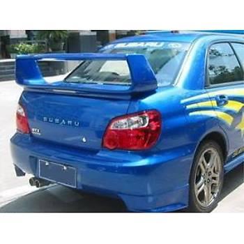 Subaru Ýmprezza Spoiler Çift Kat