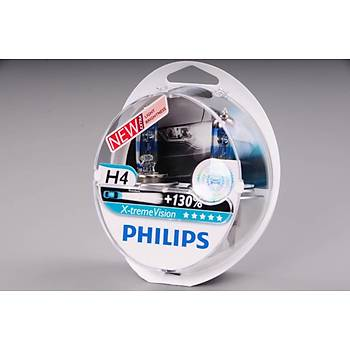 Philips H4 X Treme Vision Far Ampülü