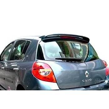 Renault Clio 3 HB Spoiler
