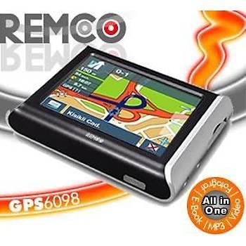 Remco GPS 6098 Navigasyon Multimedia