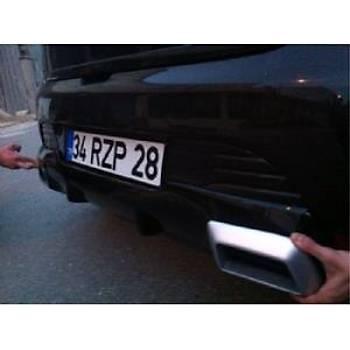 Renault Clio 4 Difizör 2013> 2