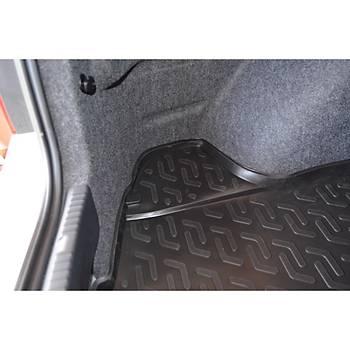 Opel Astra K HB 2015 Sonrasý 3D Siyah Paspas + Bagaj Havuzu