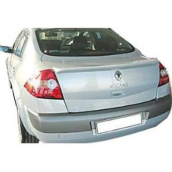 Renault Megane 2 Spoiler