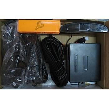 Göstergeli Sesli Park Sensörü