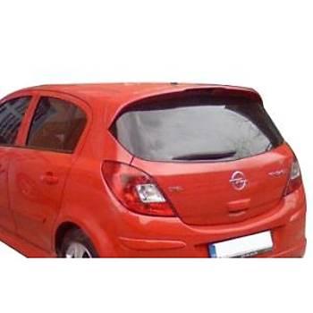 Opel Corsa D Spoiler