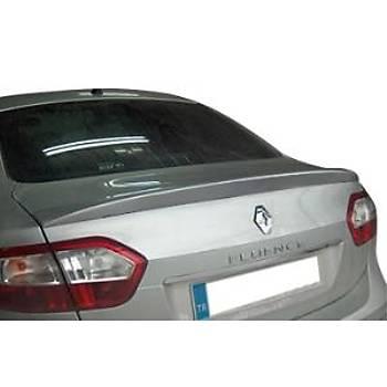 Renault Fluance Spoiler