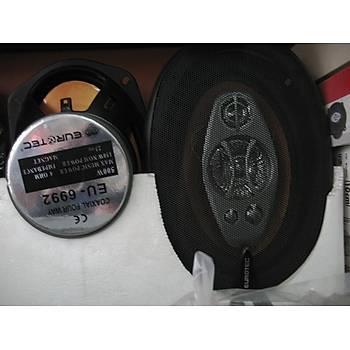 Eurotech 500  W Oval Hoparlör