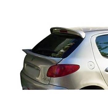Peugeot 206 Spoiler ( Adet )