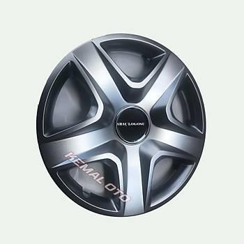 Honda Uyumlu 15 inç Jant Kapaðý 4 Adet Esnek Kýrýlmaz Kapak 340