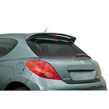 Peugeot 207 Spoiler