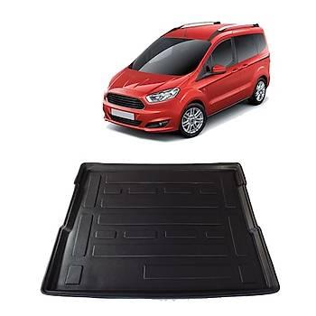 Ford Courier 3D Bagaj Havuzu 2014-2018 Arasý Courier 3D