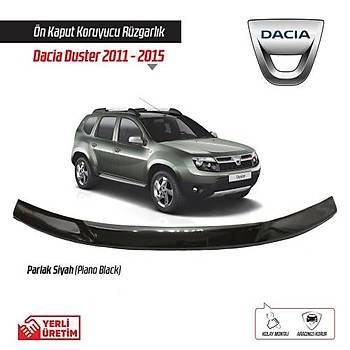 Dacia Duster 2011-2015 Kaput Koruyucu Rüzgarlýk KOTO