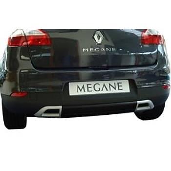 Renault Megane 3 HB Difizör