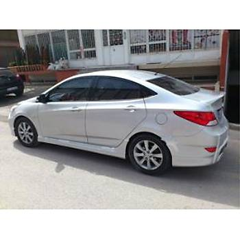 Hyundai Accent Blue Marçbiel
