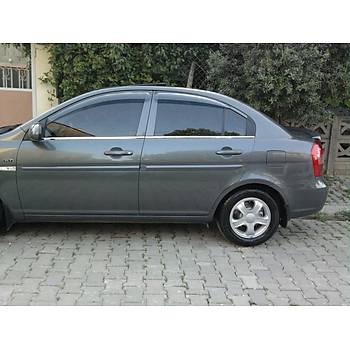Hyundai Accent Era Cam Rüzgarlýðý Ön Arka