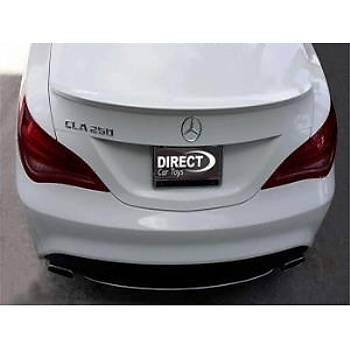 Mercedes CLA W117 Spoiler