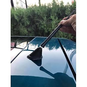 BMW Z1 CONVERTÝBLE COBRÝO CUPE Çubuk Anten Yüksek Çekim Gücü Esnek