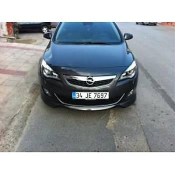 Opel Astra J Ön Karlýk 2
