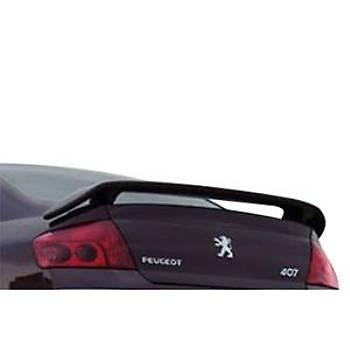 Peugeot 407 Spoiler