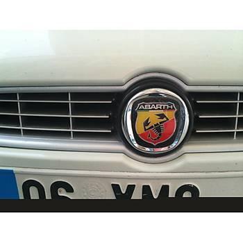 Grande Punto Abarth Logo Ön Rozet