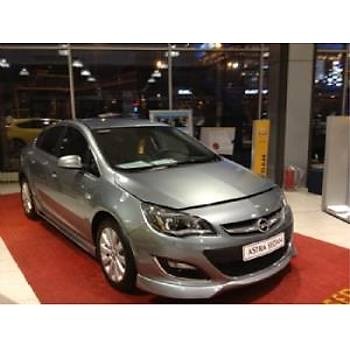 Opel Astra J Sedan Karlýk