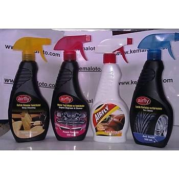 AirFly Temizlik Ürünleri