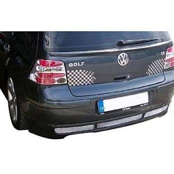 Volkswagen Golf 4 Arka Difizör Telli