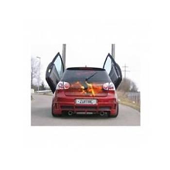 Volkswagen Golf 5 Arka Difizör